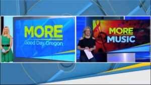 Vincent Niclo Interview  MORE GOOD DAY OREGON