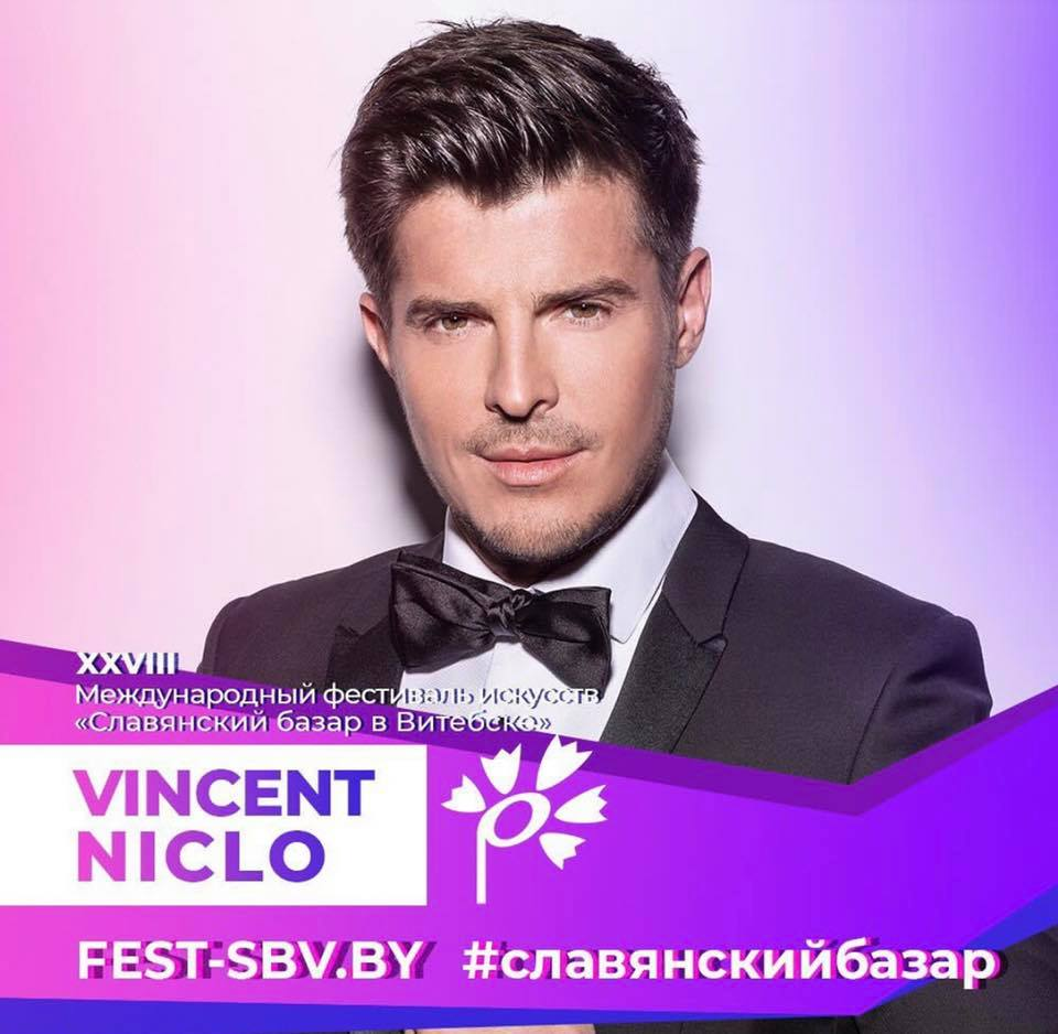 Vitebsk festival  belarus vincent niclo